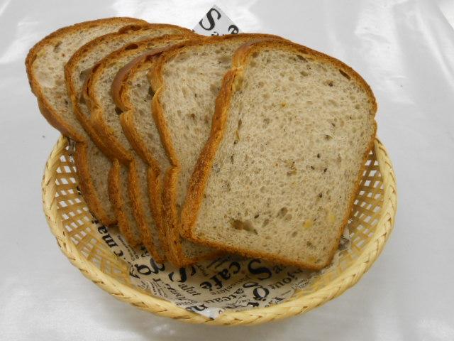 くるみ食パン ¥220