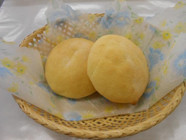 ミニメロンパン ¥60